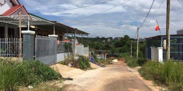 Đất tái định cư Đắk Nia – thị xã Gia Nghĩa