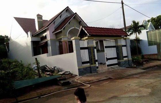 Bán nhà khu vực Tái định cư Biên phòng