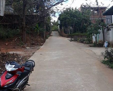 Đất thổ cư tỉnh đội Gia Nghĩa- mua dat Dak Nong