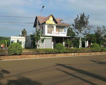 Bán nhà và đất mặt tiền quốc lộ 28 Gia Nghĩa
