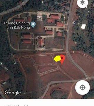 Đất tái định cư khu 23ha gần trường chính trị tỉnh Đắk Nông