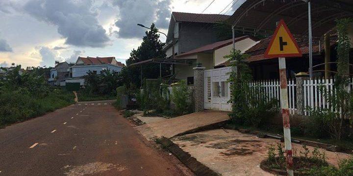 Đất tái định cư Đắk Nut A – hướng Đông Nam