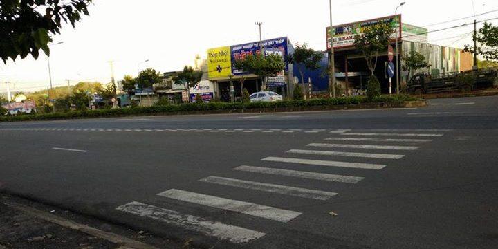 Đất mặt tiền quốc lộ – Nha dat Gia Nghia