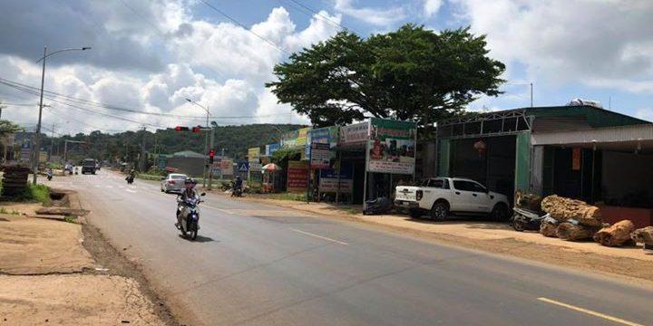 Bán đất đối diện bến xe tỉnh Đắk Nông