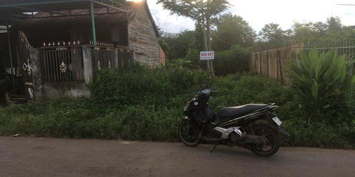 Cần bán lô đất mặt tiền đường vào Hương Đồng Quê