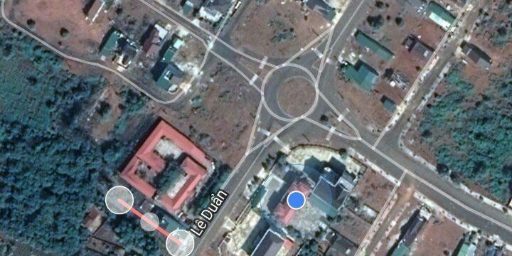 Bán lô đất trục đường chính Lê Duẩn, khu tái định cư Sùng Đức
