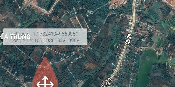 Cần bán lô đất xây nhà ở ngay gần bệnh viện tỉnh Đắk Nông