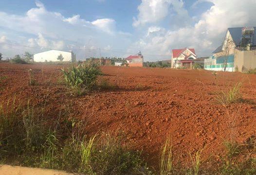 Bán đất tái định cư làng quân nhân